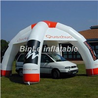 Customized 6m spider advertising inflatable tent for car exhibition new commercial inflatable dome tent for sale