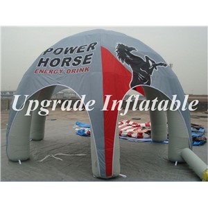 custom hot sale outdoor trade show inflatable tent for advertising,exhibition