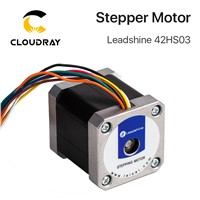 Cloudray Leadshine 2 Phase Stepper Motor 42HS03 for NEMA17