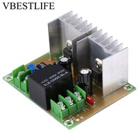 12V to 220V Driver Module Controller Regulator 50HZ Inverter Driver Board Power Module Drive 300W Core Transformer