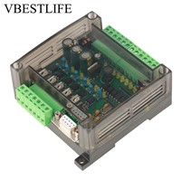 FX1N-14MT PLC Motor Regulator Industrial Control Board Programmable Controller for Stepper Motor