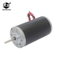 DC12-24V 4000rpm-8000rpm 31ZY Large Torque Permanent Magnetic Carbon Brushed Motor
