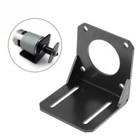 57 NEMA 23 Mounting L Bracket Stainless Steel Step Motor Mounting Bracket Stepper Motor Bracket Holder Rack