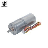 25mm Diameter Gearbox Brushless Geared Motors Silent High Torque Mini BLDC Gear Motor Brushless Gearmotors