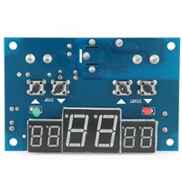 DC9~15V Thermostat Module XH-W1401 Digital Thermostat Module Intelligent Temperature Control Module + NTC Sensor