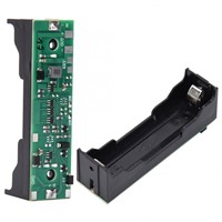 5V UPS Boost Module 18650 Lithium Battery Boost Step Up Module Charge Discharge the Same Time Protection Board
