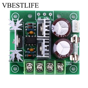 DC 12V-40V Adjustable PWM Motor Speed Controller Regulator 400W CCMHCW 8A Reversing Switch Module