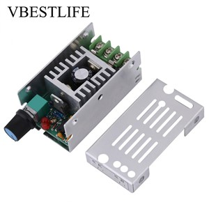 DC9-60V PWM Motor Speed Controller Motor Speed Regulator Motor Stepless Governor Regulator Switch