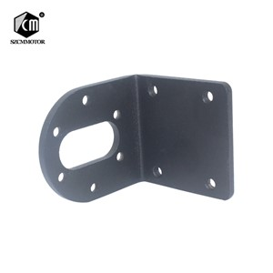 Motor Bracket L Shaped Mounting Metal Base Holder for 37mm Motor