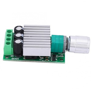 Motor Controller DC 12-30V PWM DC Motor Speed Controller Board Module 10A High Power Speed Regulator Dimming Switch