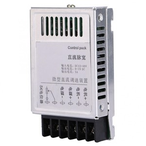 DC Motor Speed Controller DC Motor Speed Controller Mini Motor Speed Regulation Controller 12~40V 5A