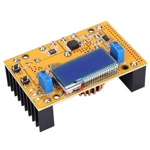 Step Down Module DC-DC Adjustable Power Supply Module Current Voltage Double LCD Display