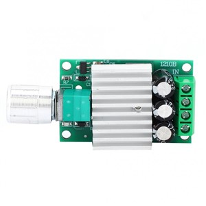 Motor Speed Controller DC Motor Controller PWM 12V-30V 7A Large Power Speed Temperature Light Governor Module