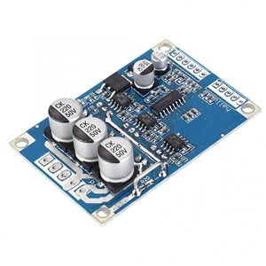 Brushless Motor Controller DC12~36V 500W Hall Motor Balanced Driver Board Electric Motor