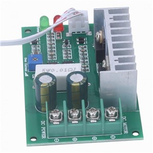 DC 12V-40V 10A Adjustable DC Motor Speed Controller PWM Controller 13kHz Adjustable Drive Module