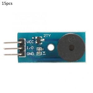 15Pcs Buzzer Module Passive Low Level Trigger Electronics Audio Accessories 3.3V-5V