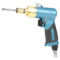 KP-805P Industrial Handhold Air Straight Pneumatic Screwdriver Screw Bit 5H 8000rpm Fastening & Dismounting of Screws