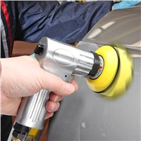3 Inch Air Sander 2000rpm Pneumatic Car Polisher Machine Grinder Polishing Tool for Automobile/Furniture/Wood