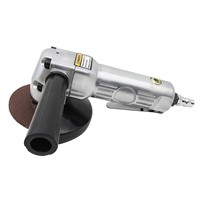 4 Inches Pneumatic Angle Grinder 90 Degree Air Grinder Machine Pneumatic Cutting Tools Polishing Metal Machine