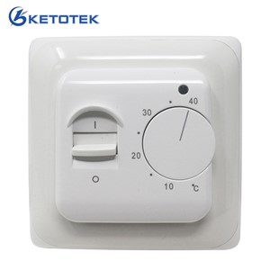 KETOTEK 16AFloor Heating Thermostat International Universal Electronic/Water Temperature Controller Retardant 16A