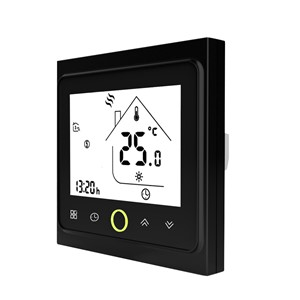 BHT-002GA Energy Saving Smart Thermostat Temperature Controller 3A Water Heating Thermostat with Touchscreen LCD Display