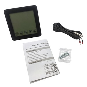 WiFi APP Control HY08WE-1 200-240V 16A 3A Temperature Controller Room Thermostat for Electric Or Water Heating System