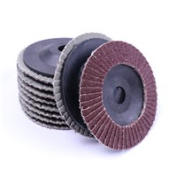 Wholesale 20Pcs/Lot Grit 80 Removing Rust Polishing Blind Wheel Diameter 25mm Angle Grinder Grinding Wheel 100X3X16mm Hot Sale