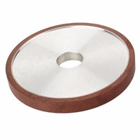 Wear-Resistant Diamond Grinding Wheel Cup 100mm 180 Grit Cutter Grinder for Saw Blades Carbide Metal Polishing Mayitr
