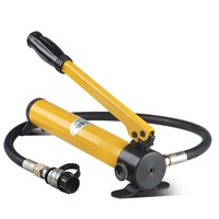CP-180 Hydraulic Pump Hand Operated Pump Hydraulic Hand Pump Manual Pump for Connecting Crimping Head Cable Cutter