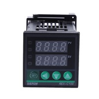 PID Digital Temperature Controller REX-C100(M) 0 to 400 Celsius K Type Relay Output
