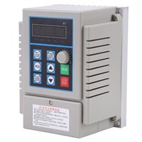AC 220V 0.75kW 5A Converters Variable Frequency Drive VFD Speed Controller Inverter Single Phrase In Three Out Converter