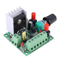Stepper Motor Driver Controller PWM Pulse Signal Generator PWM Pulse Frequency Speed Regulator 15-160V