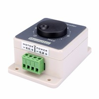 Adjustable DC Motor 12V 24V 48V 20A Motor Speed Controller Regulator Switch PWM Electrical Motor Speed Controller