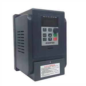 Inverter AT4 2.2KW 220 into 380 Out Single Phase 220V Household Electric Input Three-Phase 380V Output
