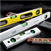 High quality professional Spirit Level Magnetic Bearing Ruler Lever measuring instrument level tool diagnostic-tool 230-800 mm