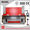 METAL SHEET HYDRAULIC PRESS BRAKES for stainless steel sheet bending