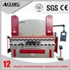 after sale service available Hydraulic press brake for metal plate working with DA41
