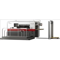 SL-1450MD-2 Semi-auto die cutting and creasing machine