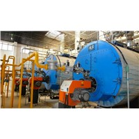 1mw Gas hot water Boiler