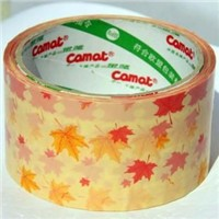 BOPP Color Printing Adhesive Tape Packing Tapes Rolls