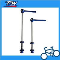Bicycle skewers for front wheel and rear wheel for sale