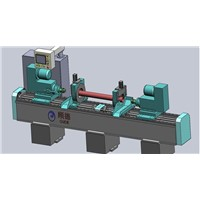 CNC carrier roller boring machine