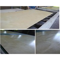 High Gloss One Face or Double Face UV Coating Plywood