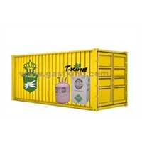 Mixed refrigerant R407C
