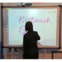 Riotouch multi touch interactive smartboard for school - strong interactive black board