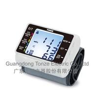Wrist type Tonze Blood Pressure Monitor
