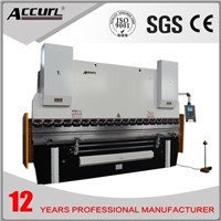 hydraulic aluminum metal bending machine , manual sheet metal bending machine 160T/2500
