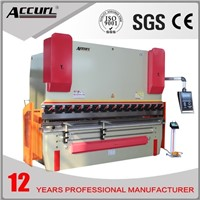 WC67Y series CNC sheet metal press brake,bending machine