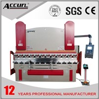 CNC hydraulic metal sheet plate press brake
