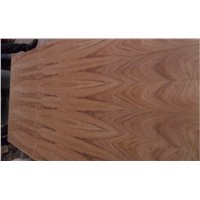 teak wood grain melamine face plywood sheet